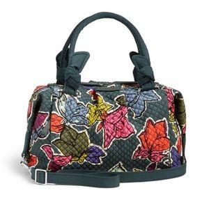 Vera Bradley Hadley satchel - Brand New!